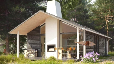 Short Cuts To Summer Houses In Denmark